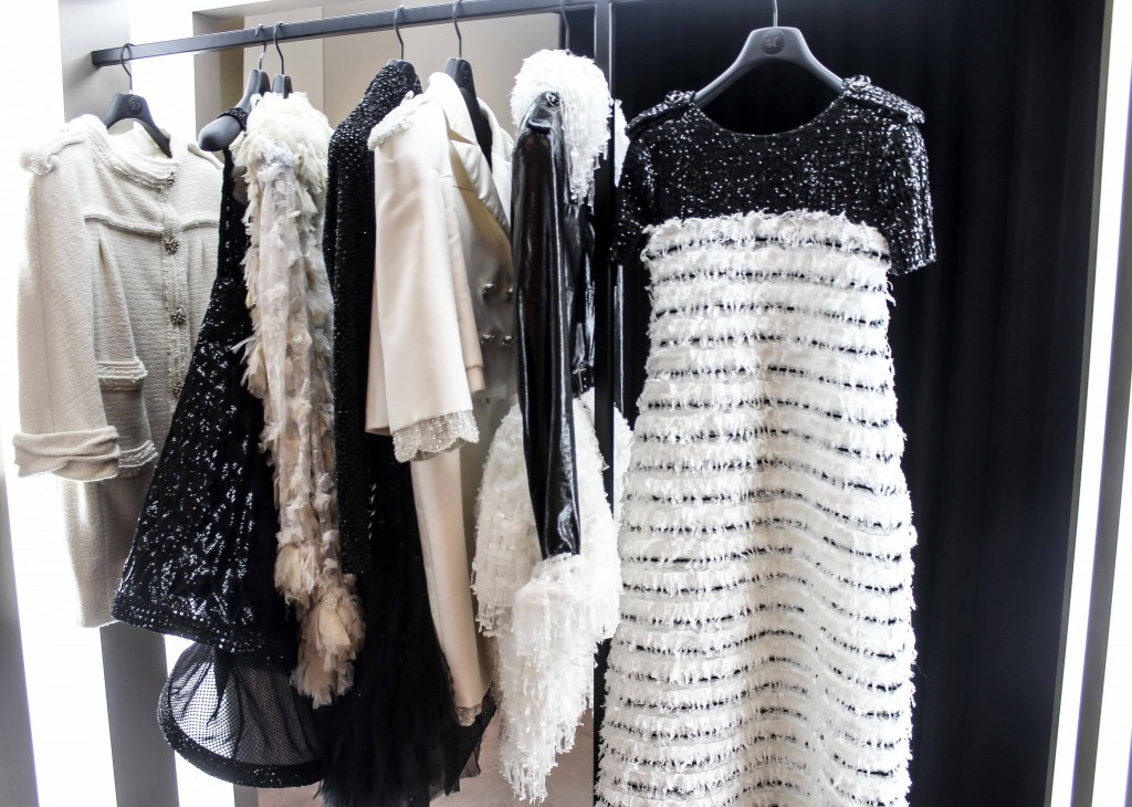 Chanel Couture El Showroom En Manhattan Lima Social Diary