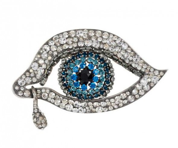 broche ojo