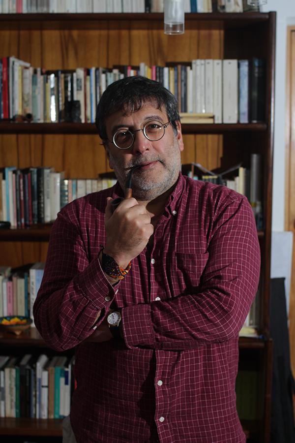 Renato Sandoval. Poeta.