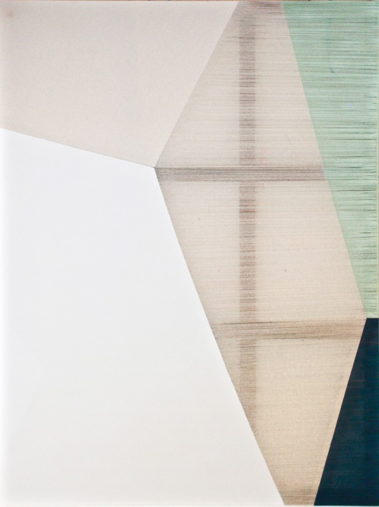 "Rebecca Ward ""Adulation"", 2014, 203.2x152.5cm"