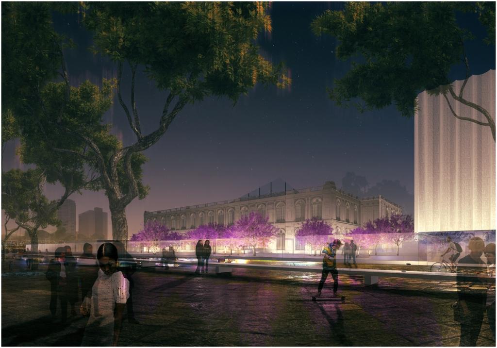 Propuesta ganadora - Burgos & Garrido Arquitectos y Llama Urban Design